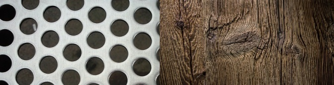 Warm/Kalt – Warum fühlt sich Metall kühler an als Holz?