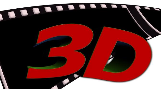 Wie funktioniert die 3D- Technik im Kino und Fernsehen?