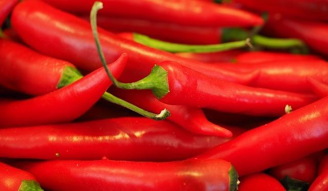 Warum ist die Chili scharf ?