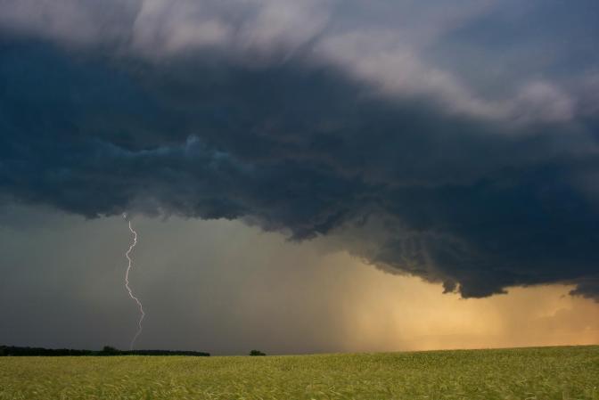 Wie entsteht ein Gewitter?