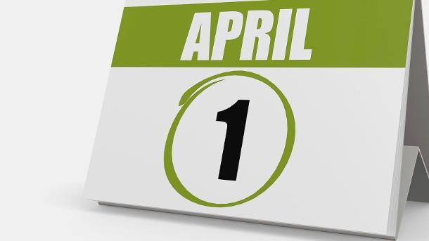 Woher kommt der Aprilscherz?
