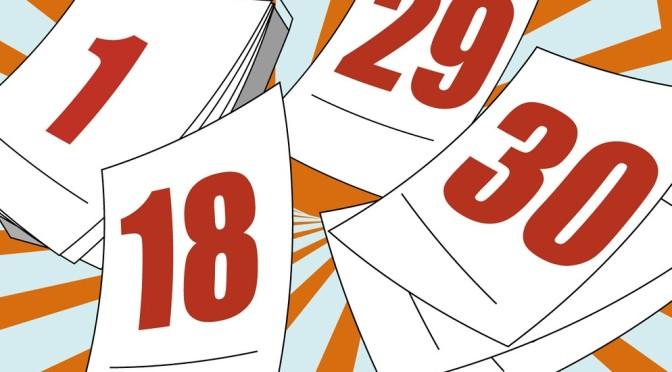 Warum hat der Februar nur 28 bzw. 29 Tage?