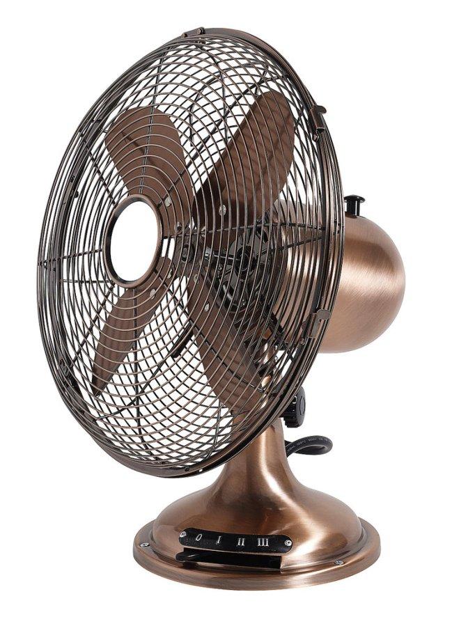 Warum kühlt ein Ventilator?