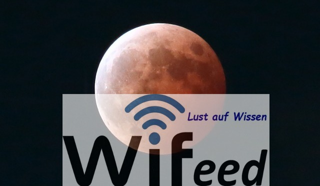 Wie entsteht eine (totale) Mondfinsternis?