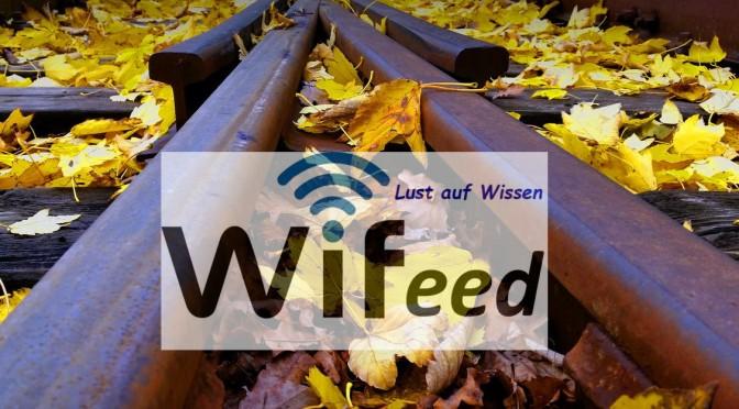 Warum verspäten sich Züge im Herbst?