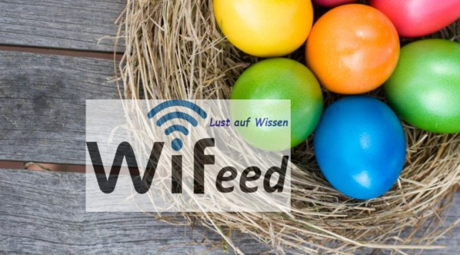Warum werden Ostereier in Nestern versteckt?