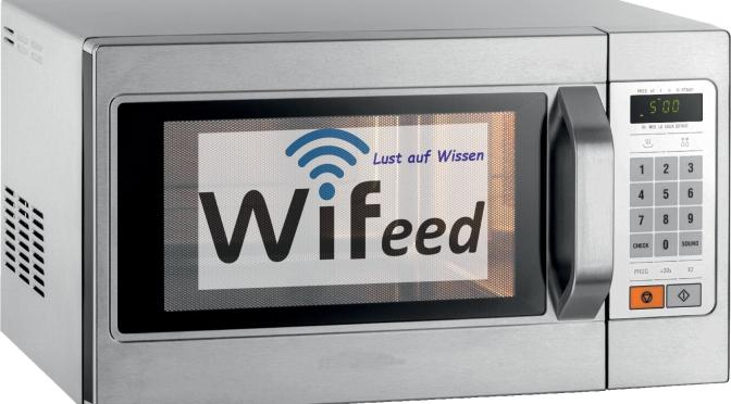 Wie funktioniert eine Mikrowelle?