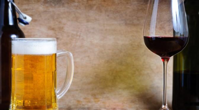 Bier auf Wein, das lass sein?